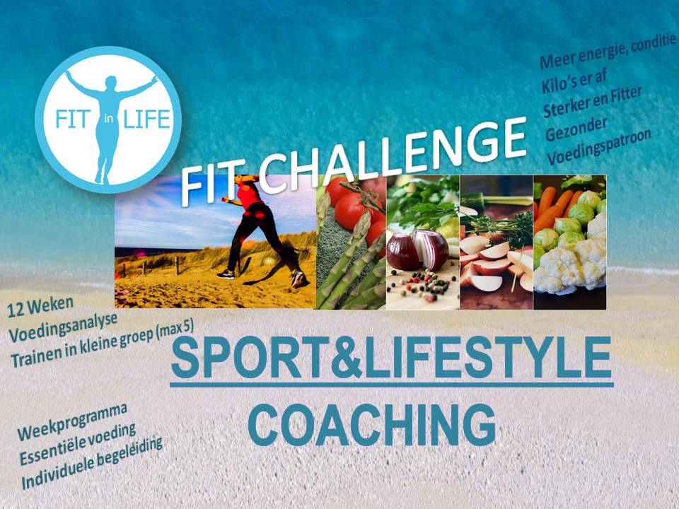 Fit in Life FIT Challenge Sport & Lifestyle Coaching